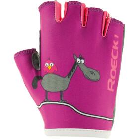 Roeckl Toro Bike Gloves Children pink